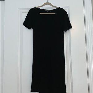 Brandy Melville cotton black dress